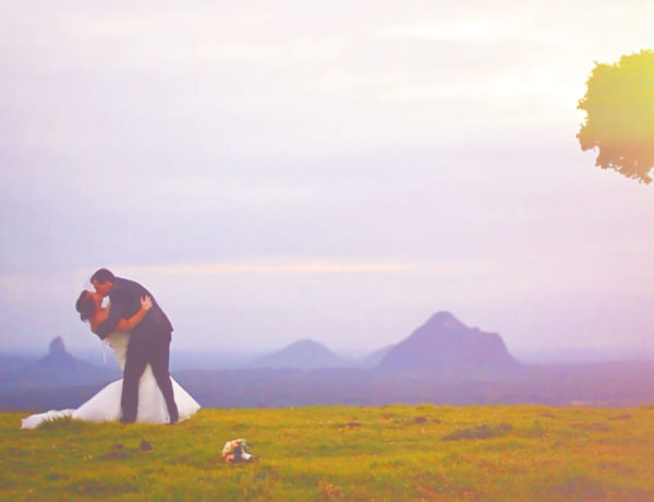 Sunshine Coast Wedding Videographer