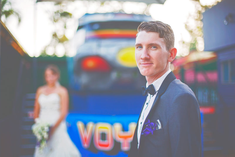 Aussie World Wedding