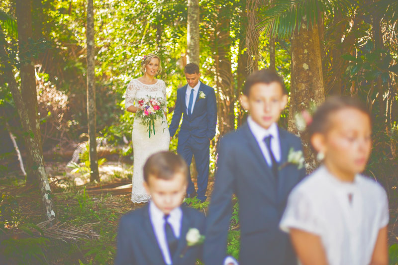 Buderim Wedding Photographer