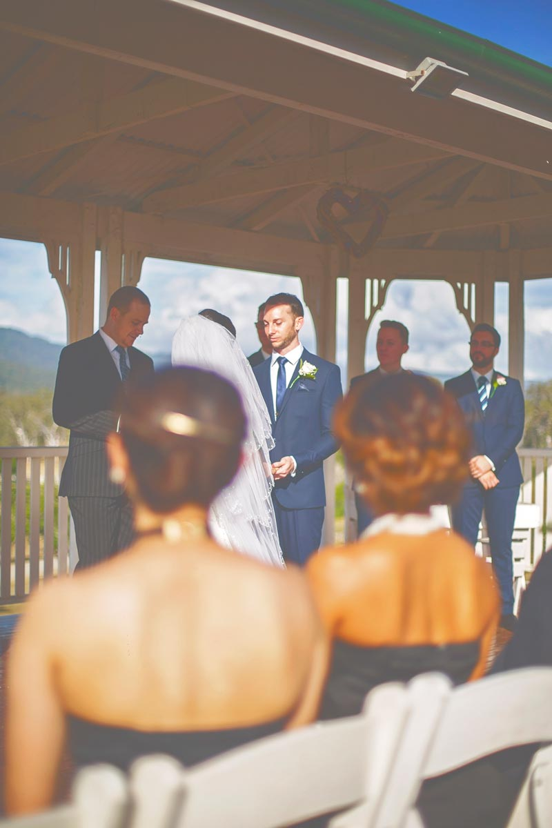 Tamborine Mountain Wedding Photographer