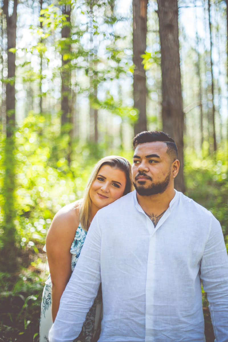 sunshine coast engagement photography