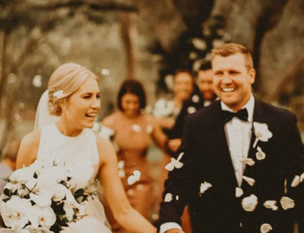 yandina station wedding film