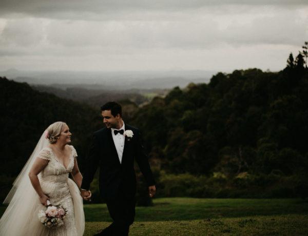 maleny manor wedding photographer