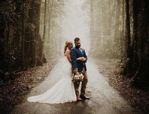 O'Reilly's Rainforest Retreat Wedding