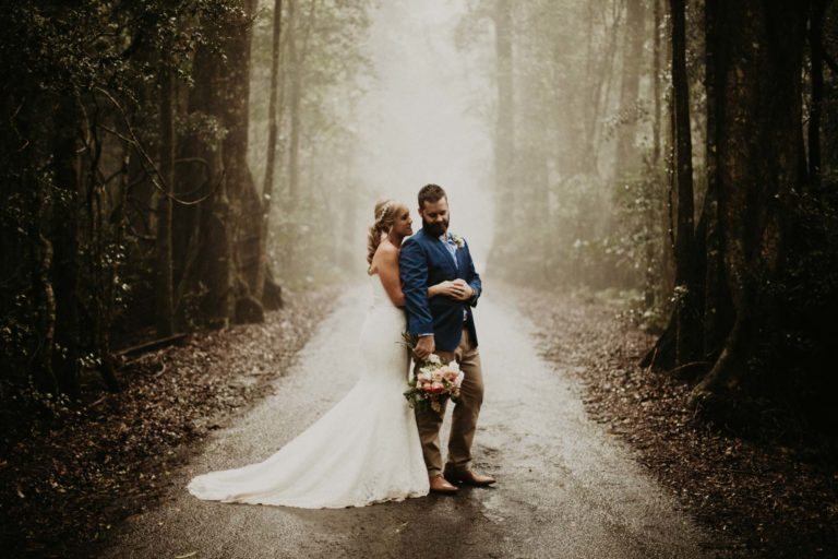 O'Reilly's Rainforest Retreat Wedding
