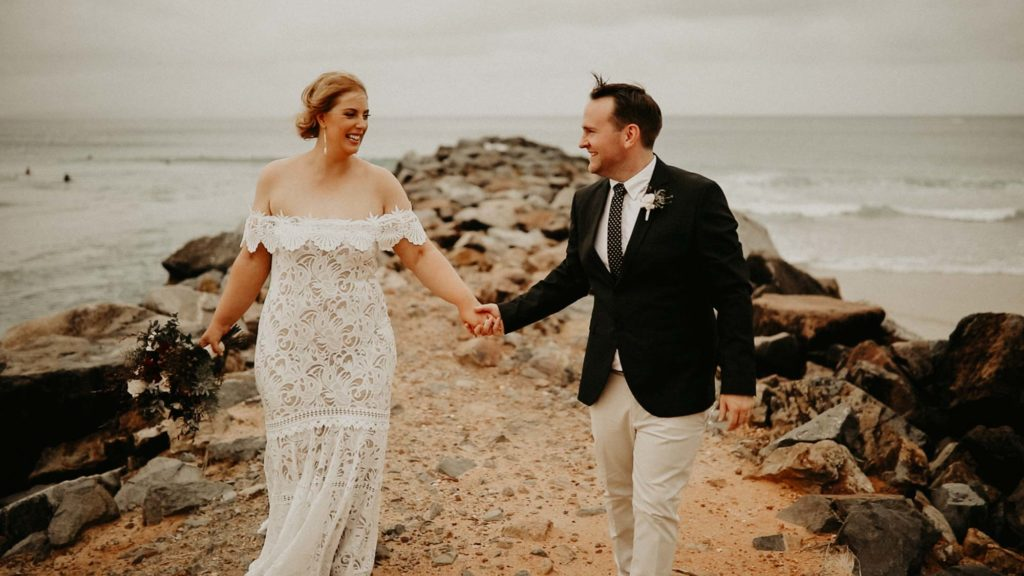 noosa elopement wedding film