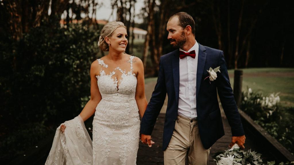 Noosa Springs Wedding Film