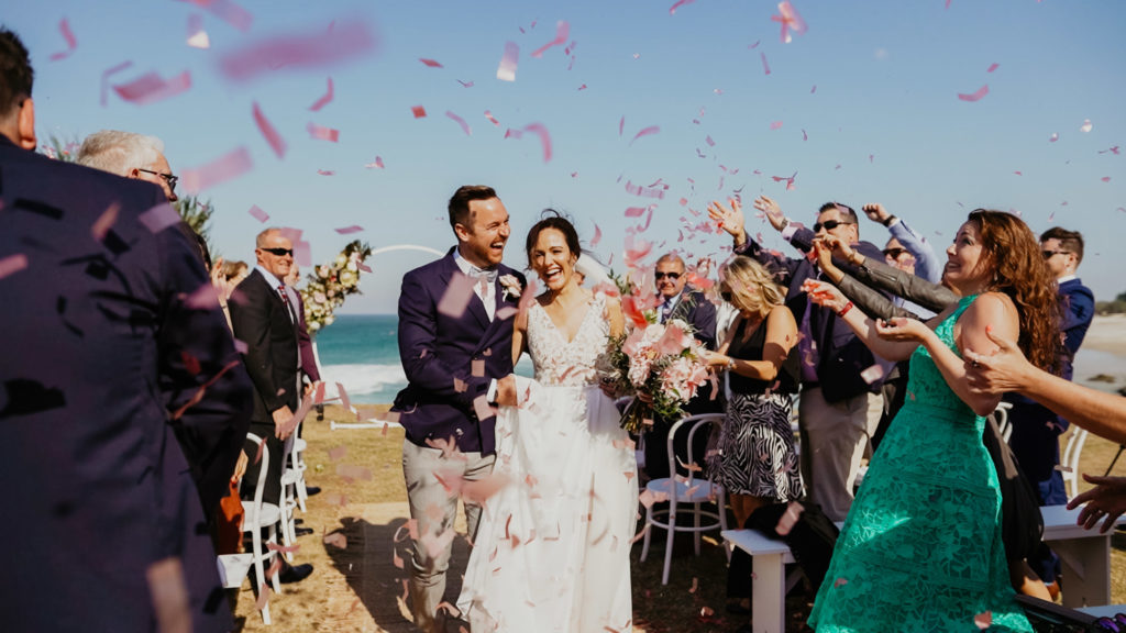 tweed heads wedding film